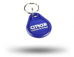 CHAVEIRO PROXIMIDADE RFID 125K CX-7402