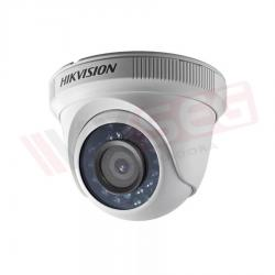 Câmera Dome Hikvision Ds-2CE56C0T-IRPF 3.6 720P