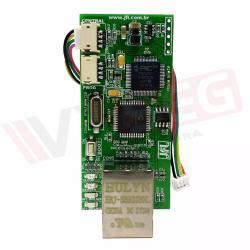Modulo Ethernet Mob Me-04 P/ Central Active E Smartcloud Jfl