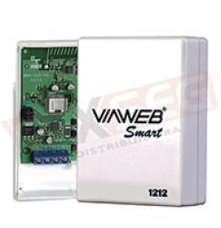 Receptor Smart 1212 Para Centrais Automatizadoras Viaweb System